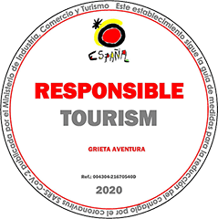 Logo RESPONSIBLE TOURISM