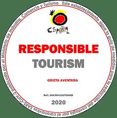 Logo RESPONSIBLE TOURISM